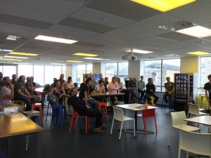 Android Meetup Wellington